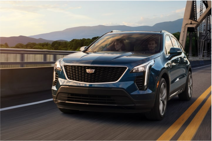 Cadillac XT4 Performance